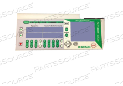 B  Braun Medical Inc (Infusion Systems Division) FZ00501784 ASSEMBLY